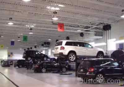 Mercedes Benz Of Orland Park