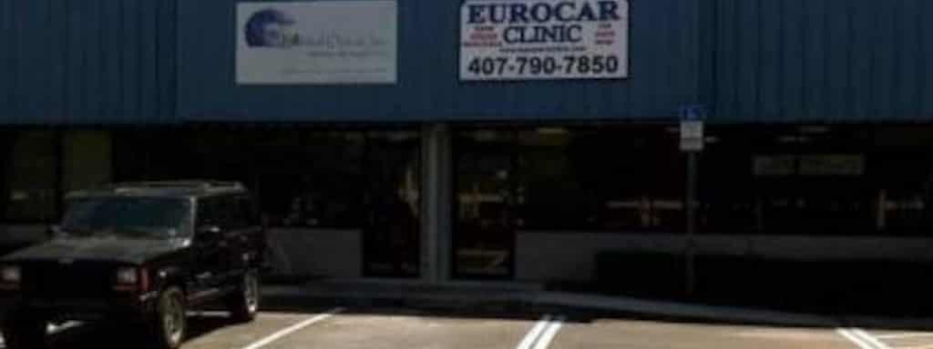 Eurocar Clinic Inc Near Cape Dory Ct Wolfe Brook Ter Fl Orlando