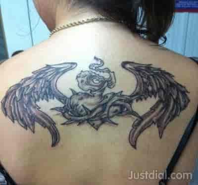 Fine Art Tattoo Near W Grand Ave W Thomas Rd Az Phoenix Best