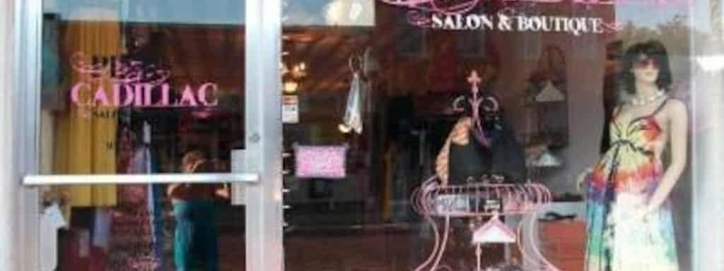 Pink Cadillac Salon