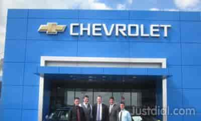 FRANK BOUCHER CHEVROLET CADILLAC SAAB, Near Haven Ave,s Emmertsen Rd, WI  ,Racine   Best Auto Dealers   Justdial US