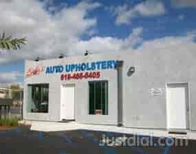 Lindy S Auto Upholstery Near El Cajon Blvd Harbinson Ave Ca San