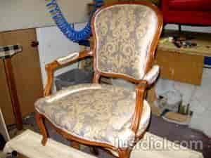 Nancy S Custom Upholstery Slipcovers Near E Chickasaw Rd