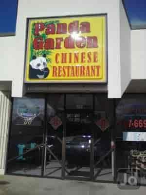 Panda Garden Chinese Restaurant Near Hillingdon Ctprincess Anne Rd