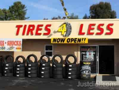 Tires 4 Less Near Montgomery Dr S Santa Fe Ave Ca Vista Best
