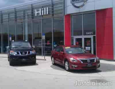 Hill Nissan Commercial Vehicles